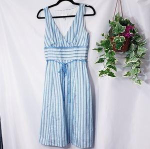 Ann Taylor Loft Cotton Dress